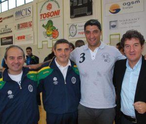 presentazione volley 2012